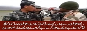 Clash Between Chinese & IND Force