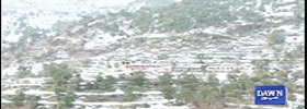 Ayubia after recent snowfall