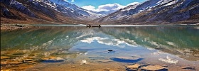 Beautiful lake Saif Ul Malook