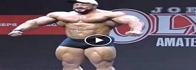 Monster Roelly with huge muscles