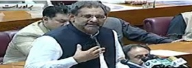 PM Abbasi speech in Assembly