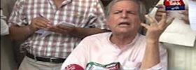 Javed Hashmi Press Conference