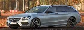 Review of Mercedes AMG C-43