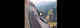 World most dangerous Hiking Track