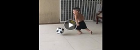 Amazing Young Football Talent