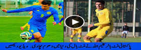 Kaleemullah Footballer in USA Club