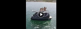 Jet Capsule for Sea Adventure