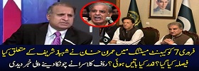 What PM IK Decided About Shahbaz