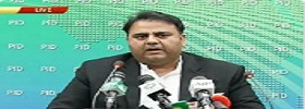 Fawad Chaudhry Press Conference