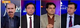 Live With Moeed Pirzada