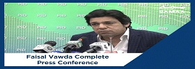 Faisal Wada Press Conference