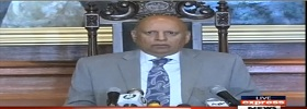 Governor Punjab Press Conference