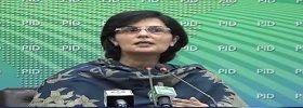 Special Assistant to PM Dr. Sania PC