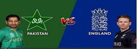 Pakistan to Face England Today