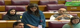 Hina Rabbani Speech in Assembly