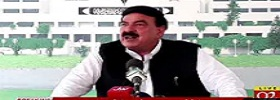 Sheikh Rashid Ahmed Media Talk