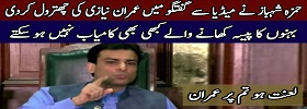 Hamza Shahbaz Media Talk in LHR