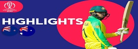 AUS vs NZ Match 36 ICC WC 2019