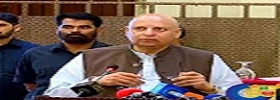 Ch Sarwar Addressing Ceremony`