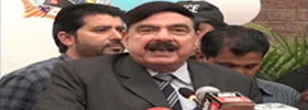 Sheikh Rasheed Media Talk