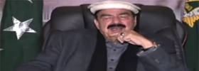 Sheikh Rasheed analysis on BRT