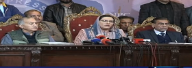 Firdous Ashiq Press Conference