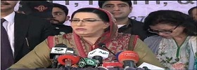 Firdous Ashiq Awan Media Talk