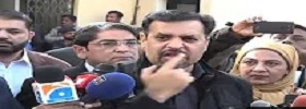 PSP Chief Mustafa Kamal Media Talk